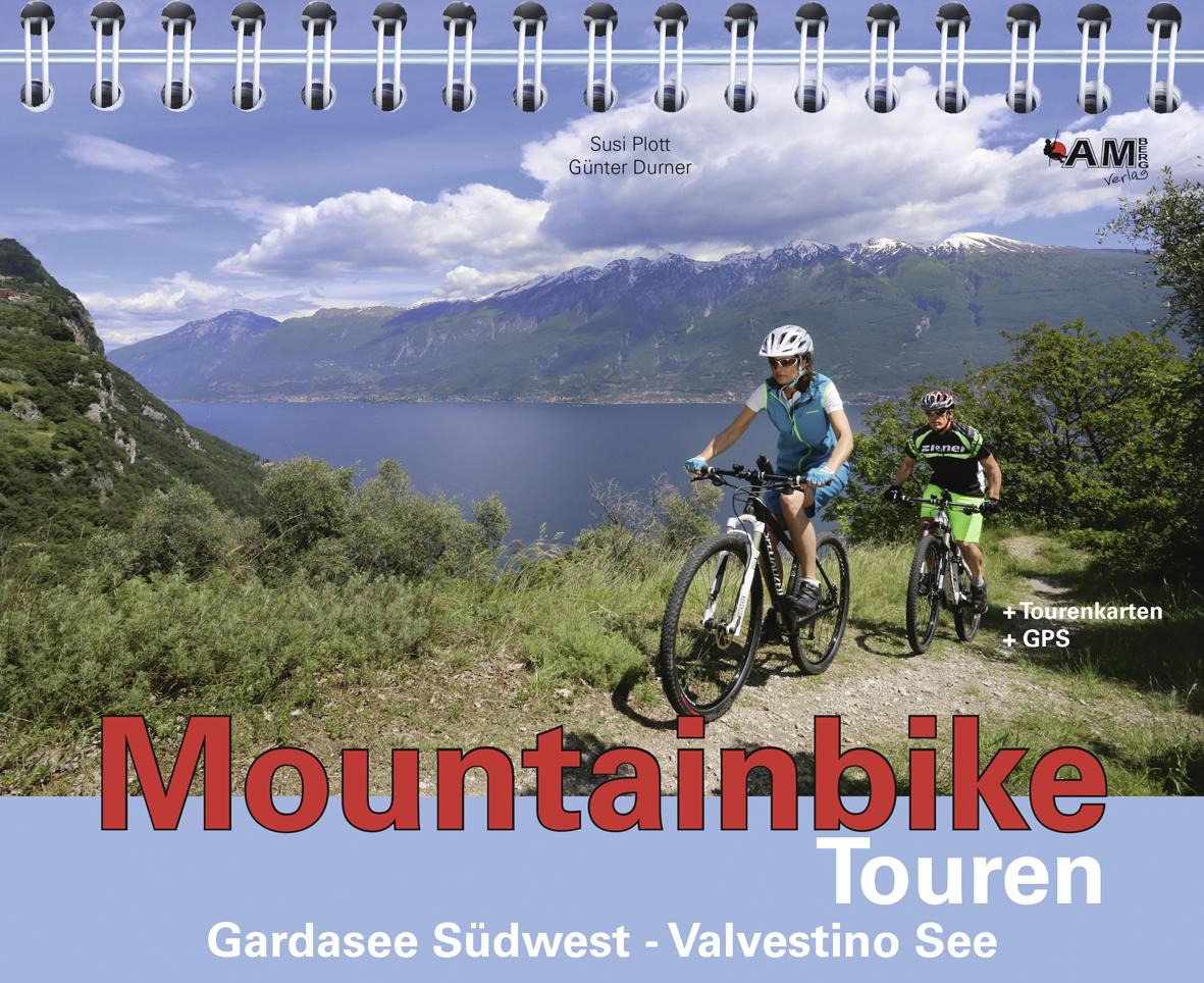 Cover Mountainbike Touren Gardasee Südwest - Valvestino See